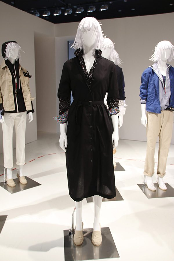 UNIQLO LifeWear 2014 SPRING/SUMMER 11 PROJECTS Exhibition!