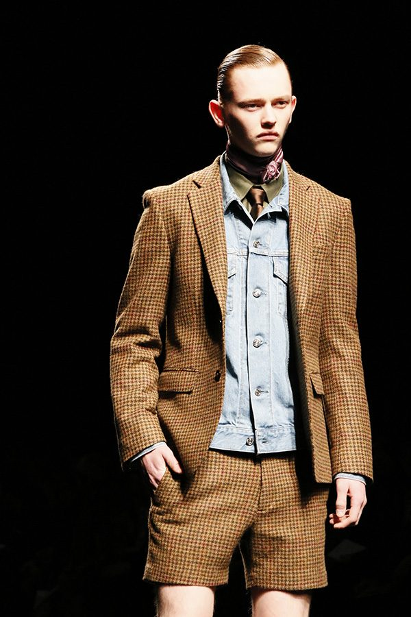 MR.GENTLEMAN 2014AW「NEW YOURS」TOKYO Collection