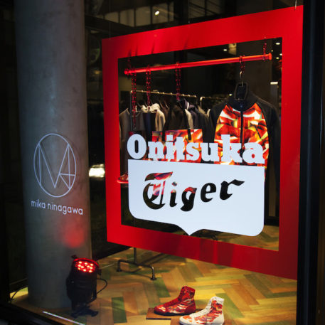 Onitsuka Tiger × M / mika ninagawa LAUNCH PARTY