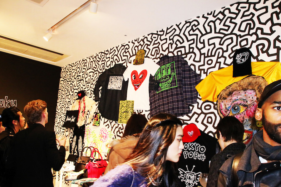 Patricia Field_Keith Haring_6