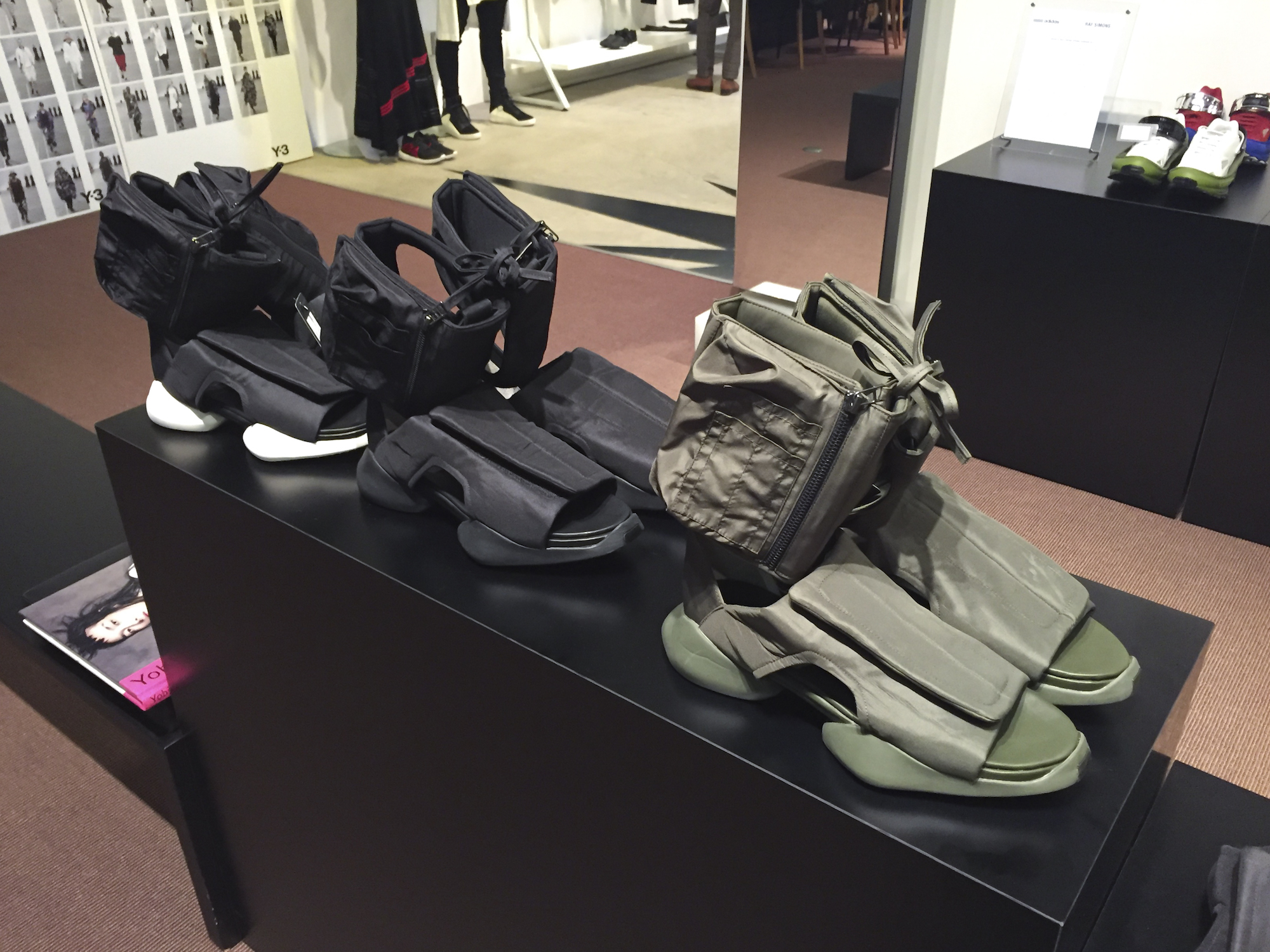 adidas Y-3_RAF SIMONS_Rick Owens_10