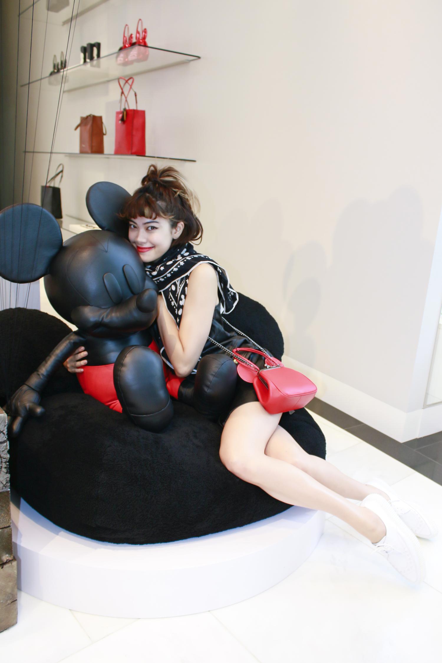 DisneyxCoach_Omotesando_17