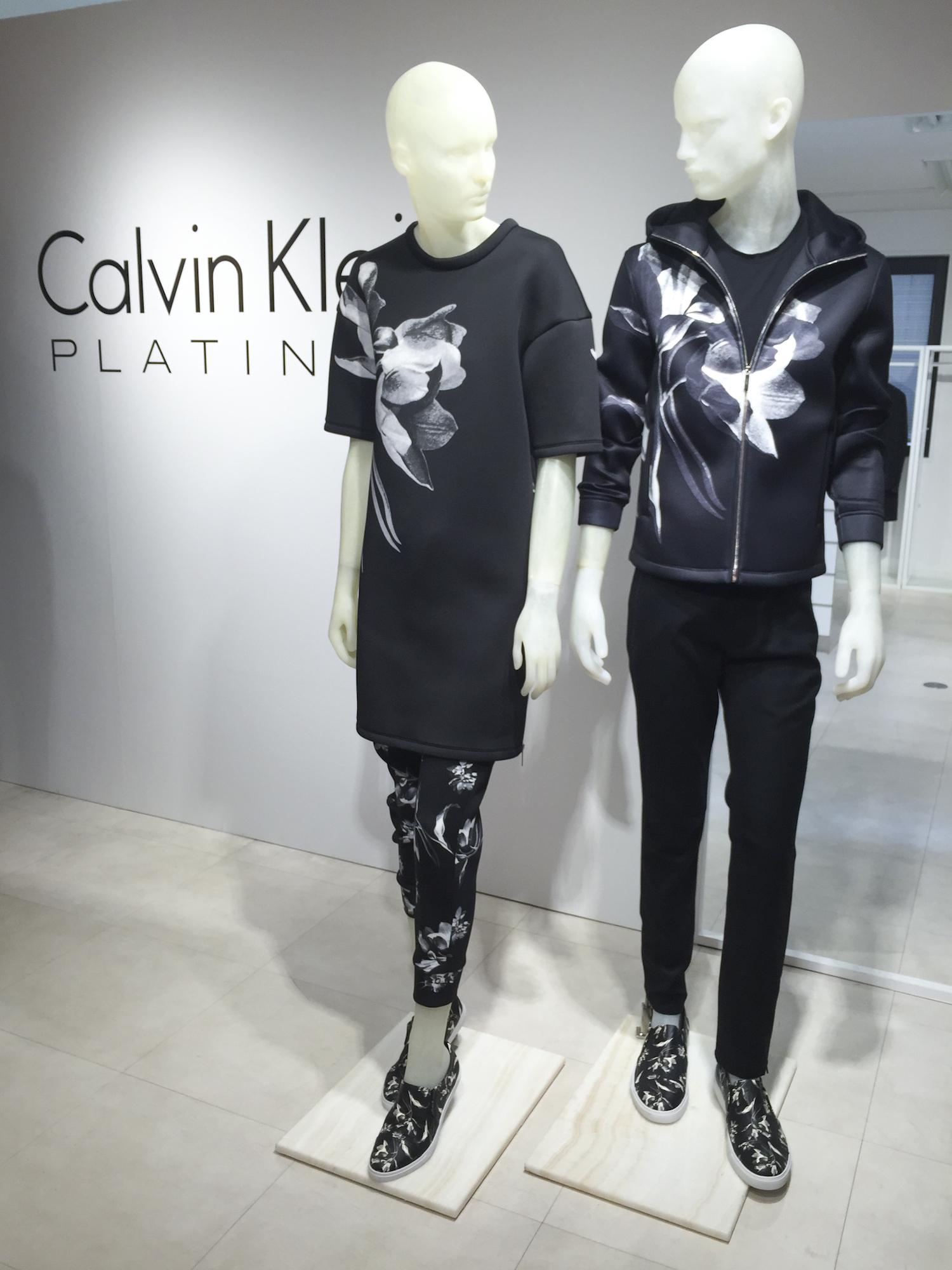 Calvin Klein PLATINUM Floral Exposure_6