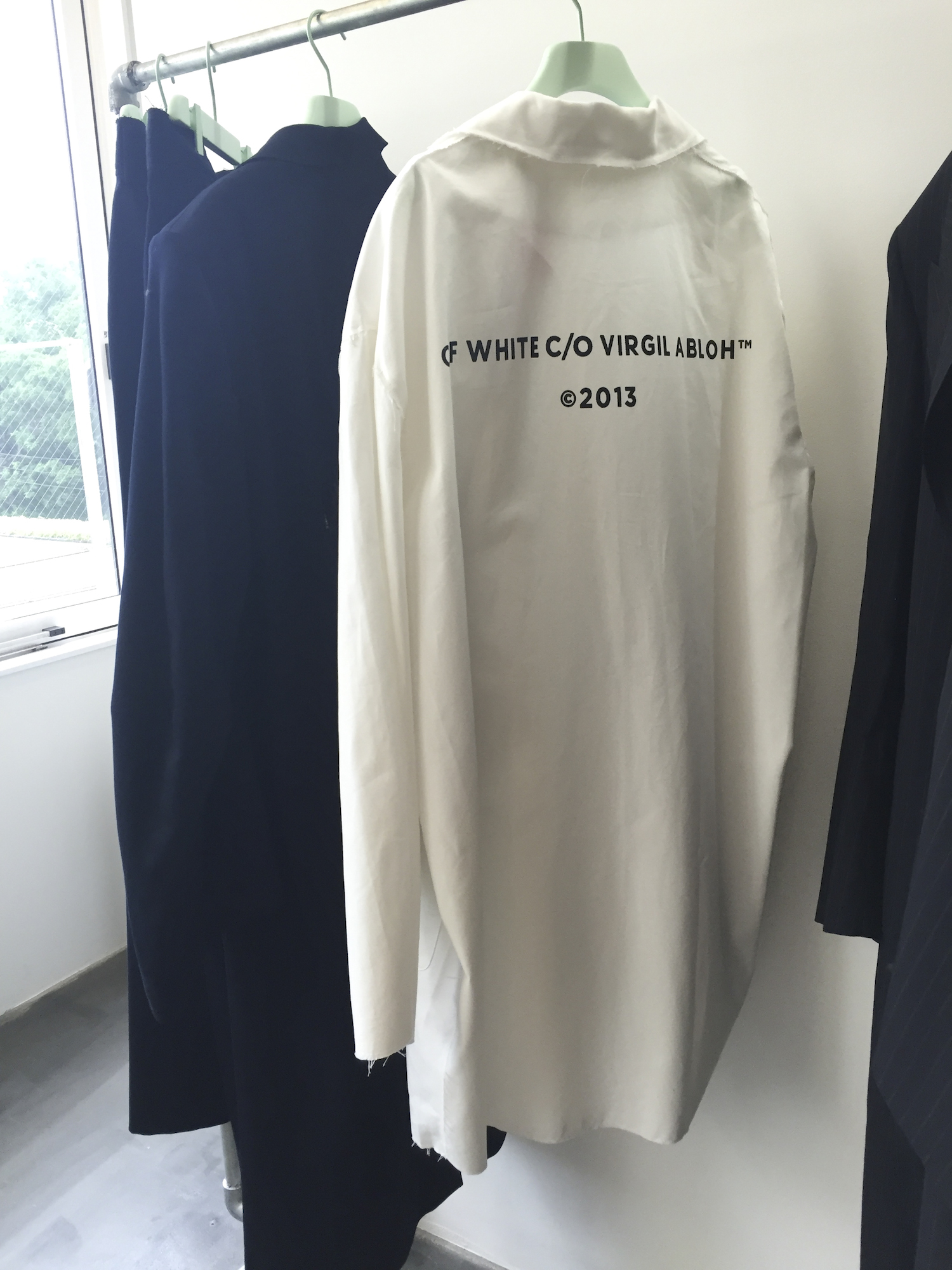 OFF-WHITE co VIRGIL ABLOH_2017prespring_19