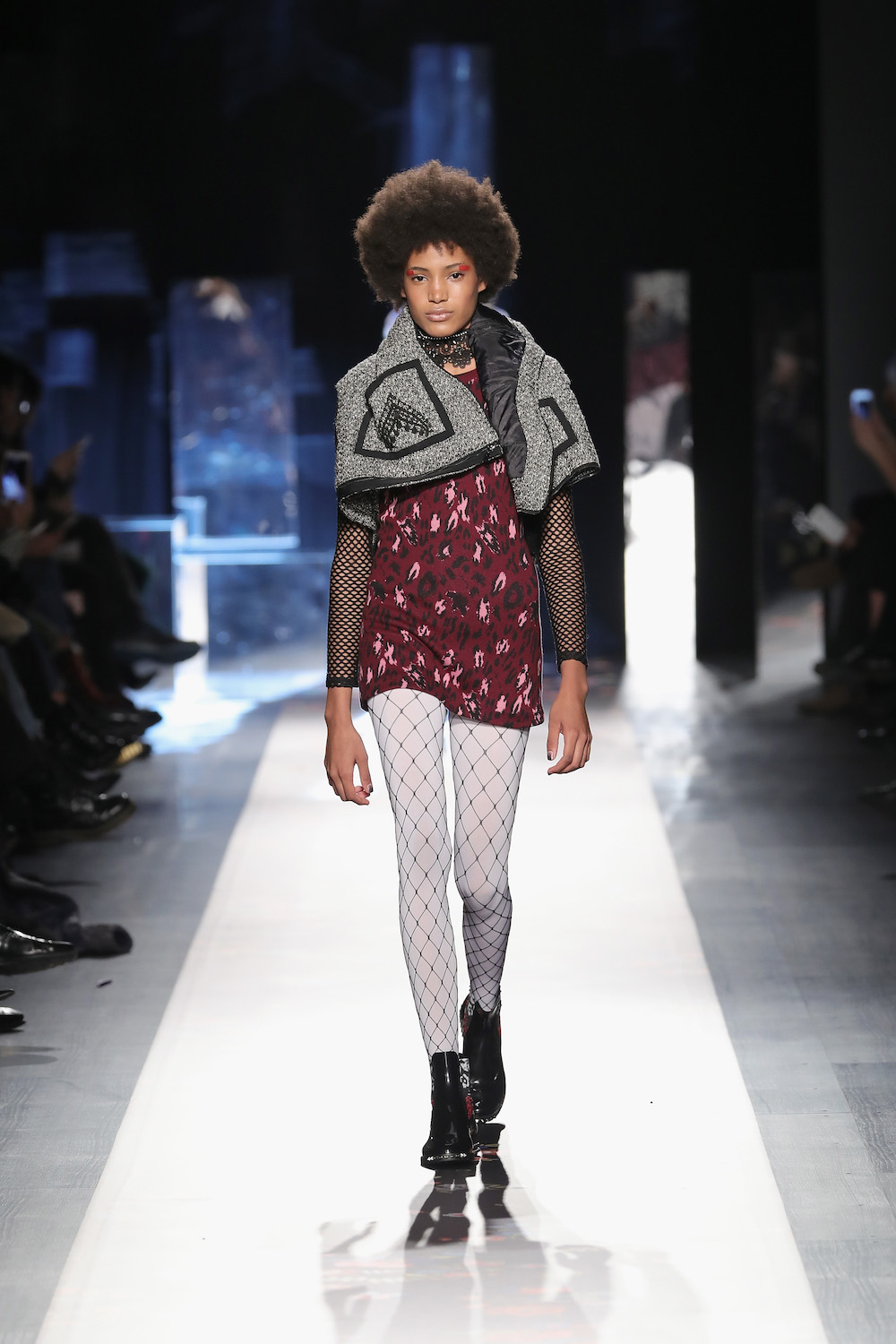 Desigual - Runway - February 2017 - New York Fashion Week: The Shows