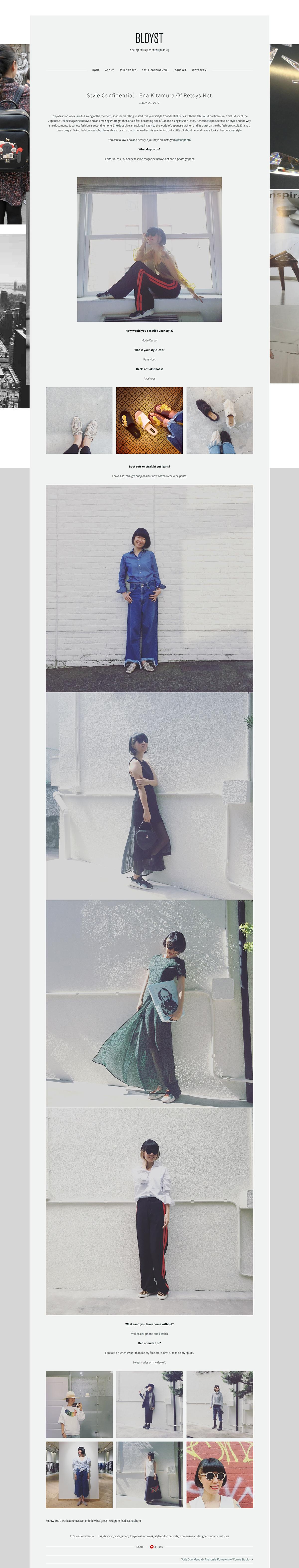 Style Confident_bloyst_ena-kitamura