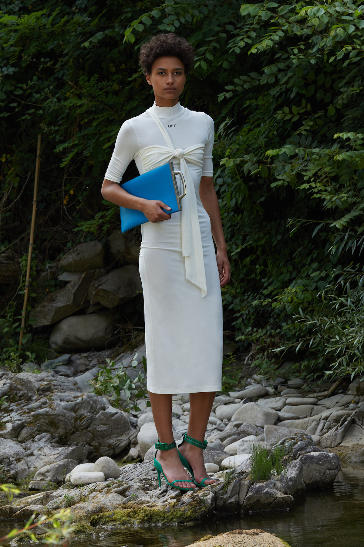 OFF-WHITE ℅ VIRGIL ABLOH™ Womenswear 2018 Resort_14