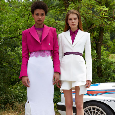 OFF-WHITE ℅ VIRGIL ABLOH™ Womenswear 2018 Resort_e
