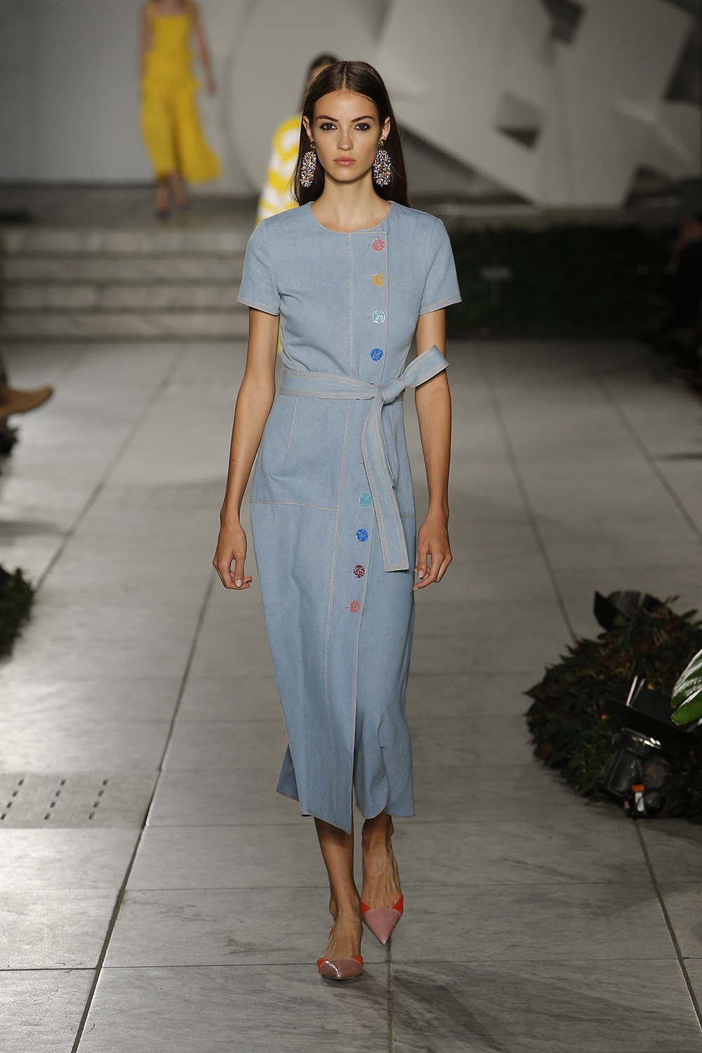CAROLINA HERRERA 2018 Spring Collection (12)