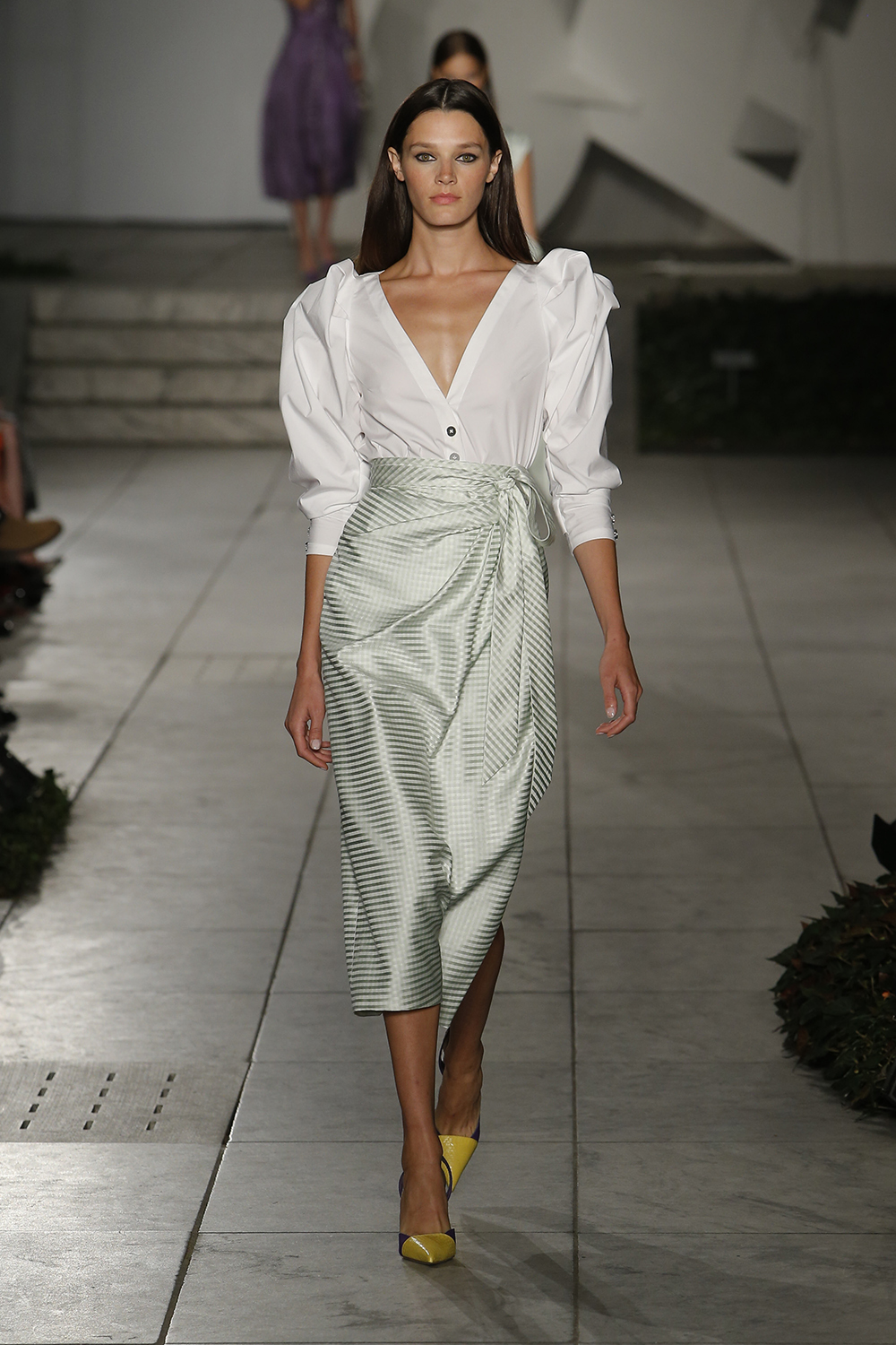 CAROLINA HERRERA 2018 Spring Collection (2)