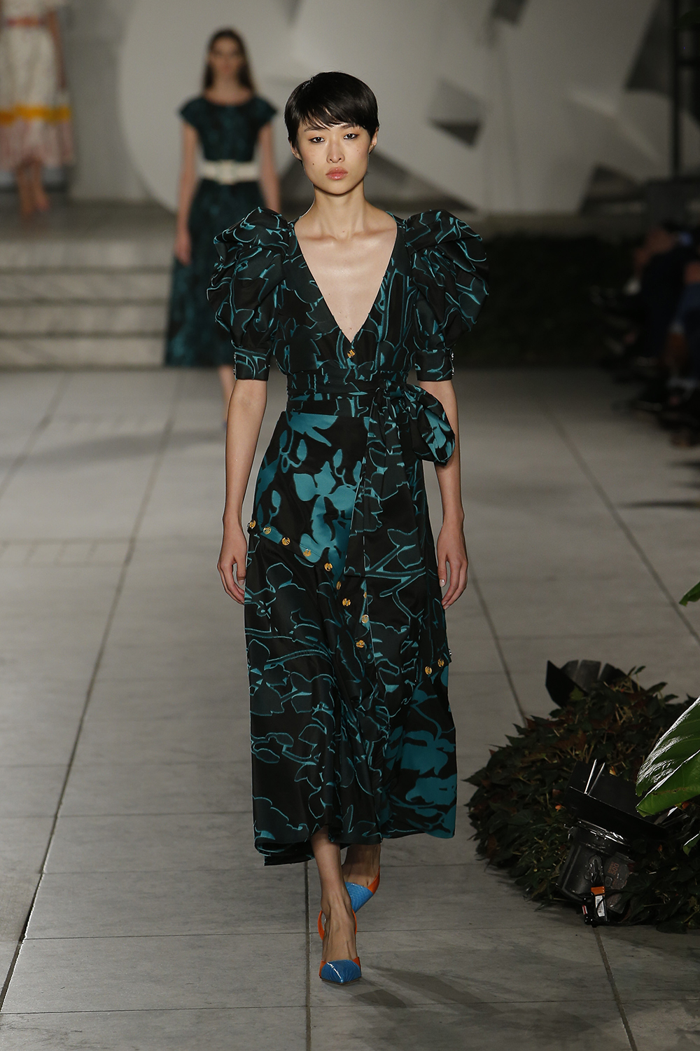 CAROLINA HERRERA 2018 Spring Collection (22)