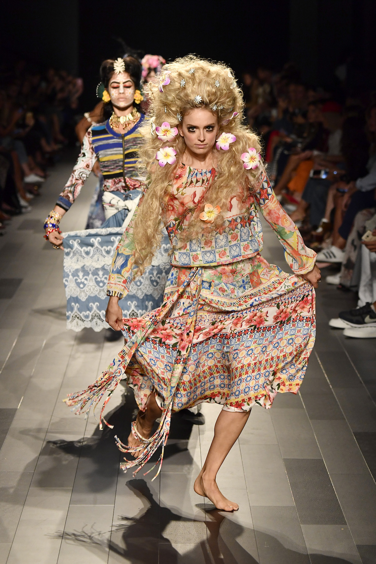 Desigual - Runway - September 2017 - New York Fashion Week: The Shows