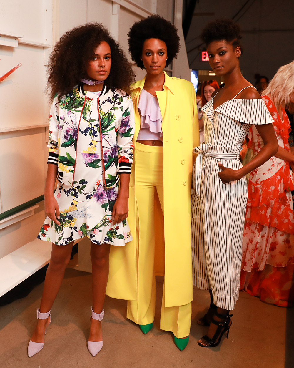 alice + olivia by Stacey Bendet : Fall 2017 Presentation