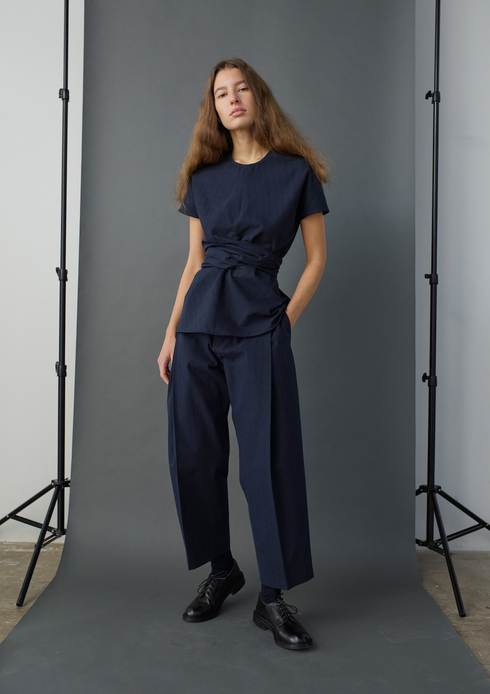 studio nicholson pre fall 2018 collection habitual dressing