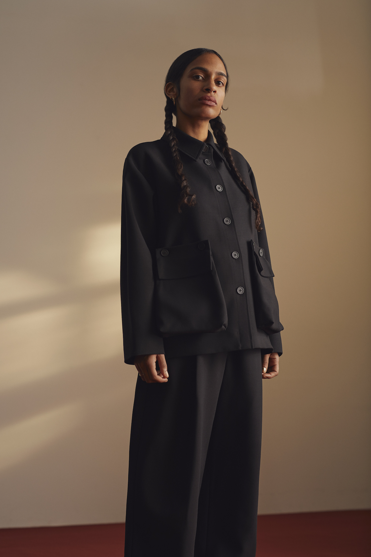 studio nicholson 2018 19 fall winter collection contrary women