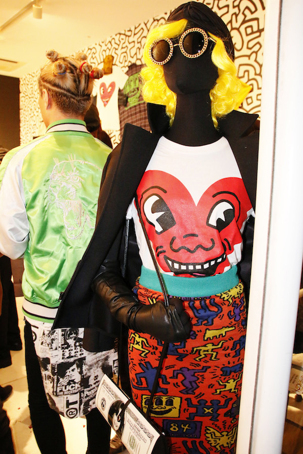 Patricia Field_Keith Haring_5