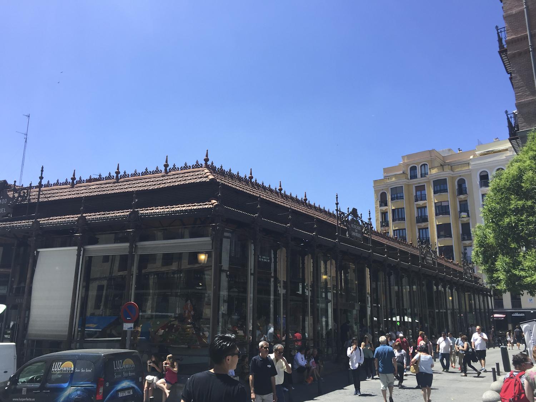 Mercado San Miguel_Madrid_1